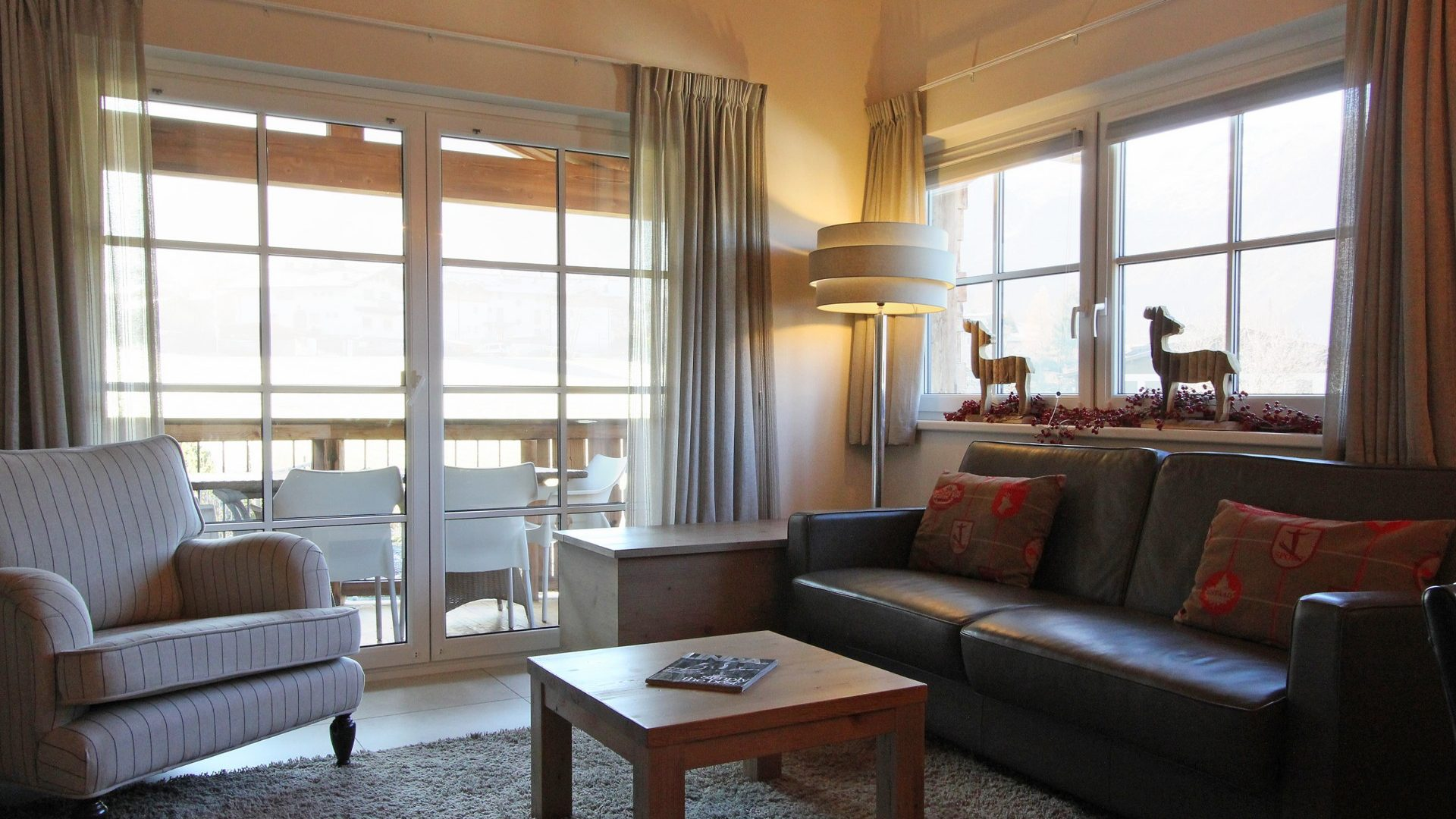 Appartement e20 2 slaapkamers mountain resort kaprun